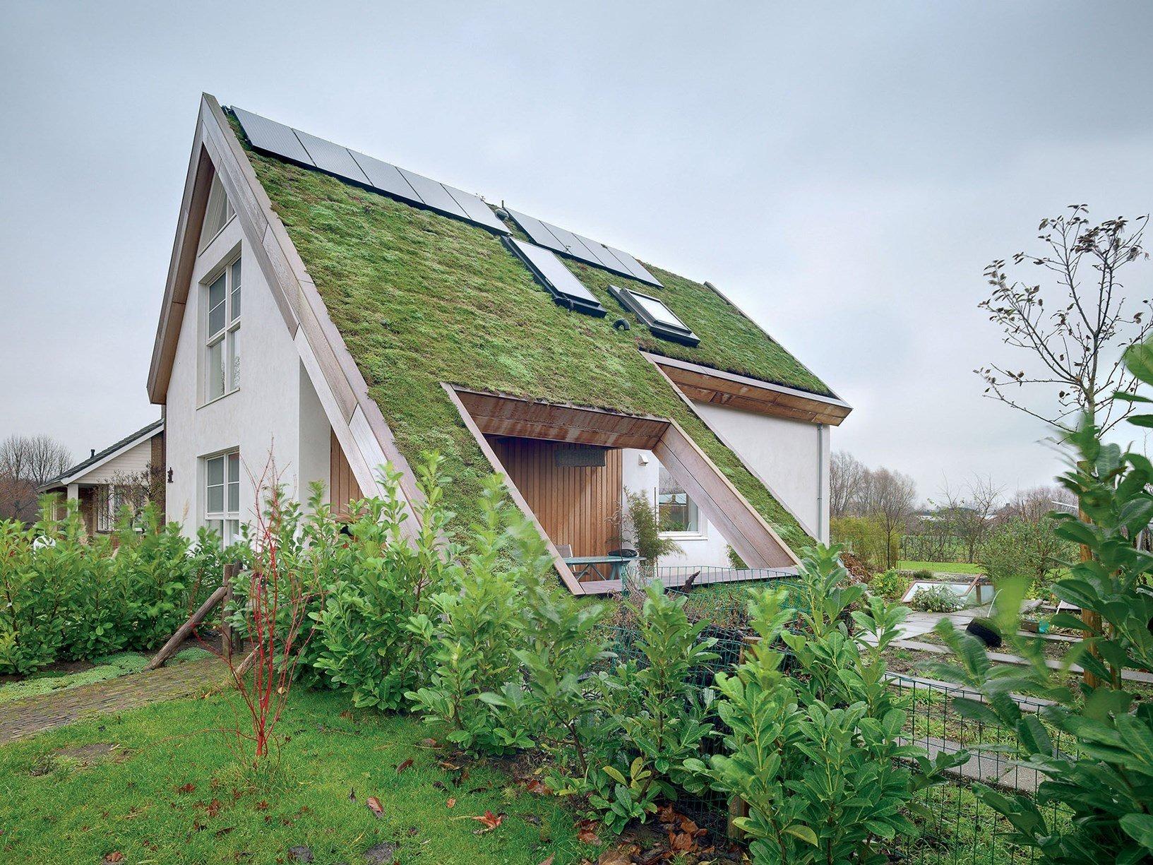EDIFICIO PASSIVO. Voler costruire con un occhio attento all'ambiente e al risparmio energetico.